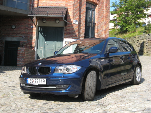 Picture of BMW 116d