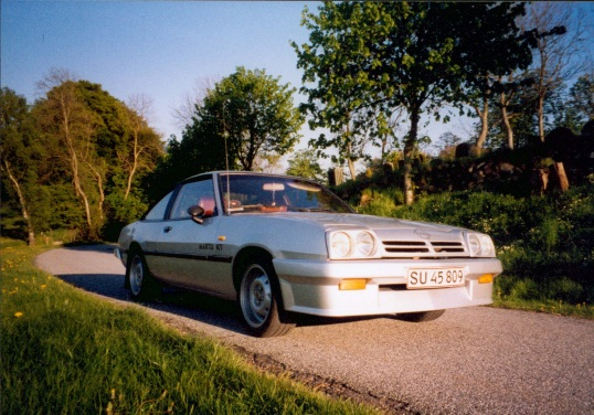Picture of Opel Manta